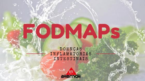 FODMAPs e as Doenças Inflamatórias Intestinais