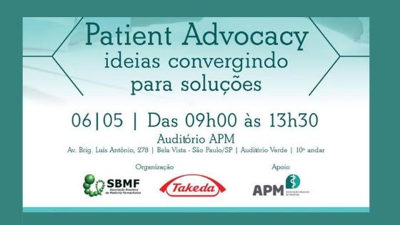 Patient Advocacy – Ideias convergindo para soluções